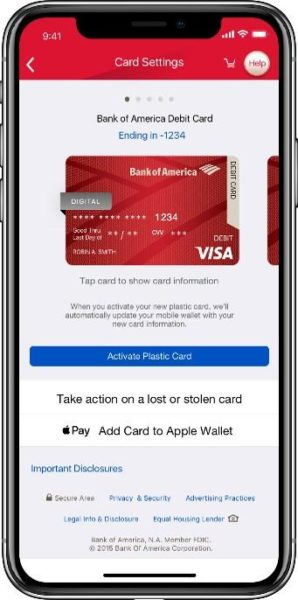 How BofA solved the industry's in-branch card issuance